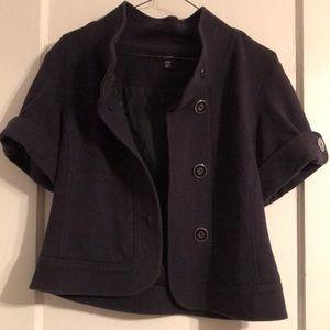 Jacob brand navy short sleeved blazer